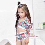 Đồ bơi cho bé gái size 2-6 tuổi