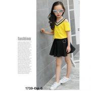 Áo váy cho bé gái từ 4- 12 tuổi