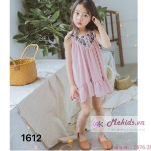 Váy suông bé gái size 2-7 tuổi